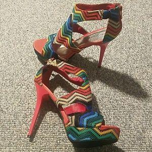 Stylish Socialite Stilettos